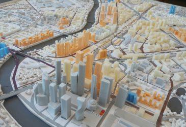 Набережная ММДЦ «Москва Сити»:подвергнется глобальным изменениям