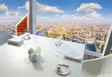 Самый «высокий» ресторан вЕвропе «Сахалин» откроетсявМоскве
