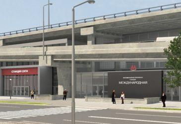 МЦК и Москва Сити соединит пешеходный мост
