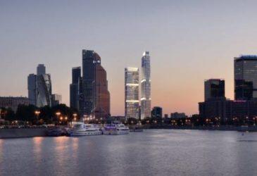 Москва Сити почти достроен