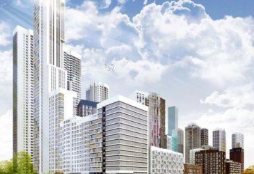 Как будет выглядеть высотный квартал возле Москва-Сити?