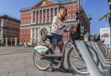 500 пунктов велопроката в ближайшие три года появятся в Москве