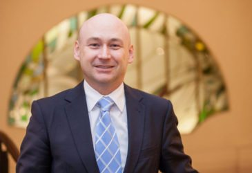 Pavel Jindra, new Marriott Moscow Tverskaya general manager — interview for WSJ