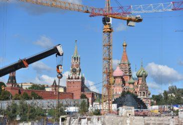 На месте разрушенной «России» скоро откроется цветущий парк