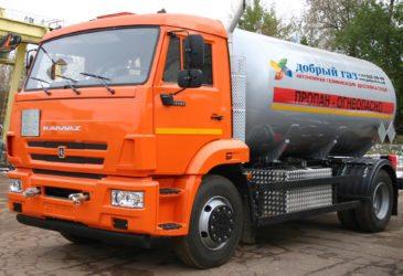 Российский газгольдер или Европейский