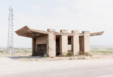 Бедность и красота советских остановок