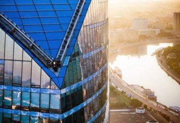 Башня-Федерация: самая высокая смотровая площадка в Европе