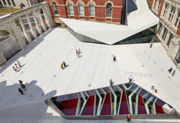 Потрясающая реконструкция Лондонского музея