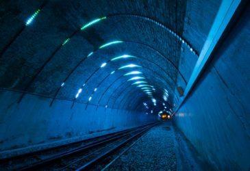 Мерцающий туннель  Ангуса Муира