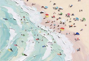 Пляжи Салли Уэст