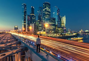 Завершилось строительство комплекса «Федерация» в «Москва-Сити»