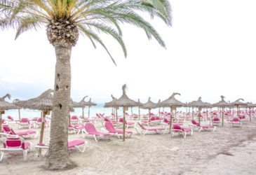 Одинокие пляжи Андре Крефта