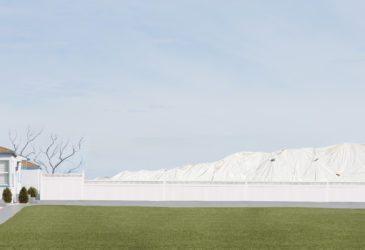 Лорен Марсольер создает фрагментированную реальность