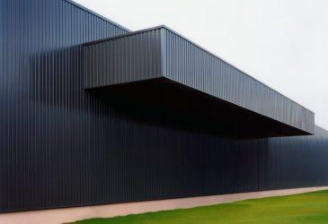 Сочетание архитектуры и минимализма
