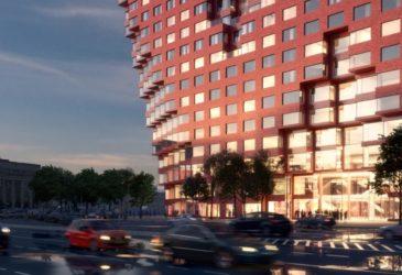 Голландский проект апарт-комплекса «Московский силуэт» одобрен Архсоветом