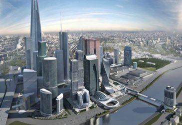 В Москва-Сити появятся новые небоскребы