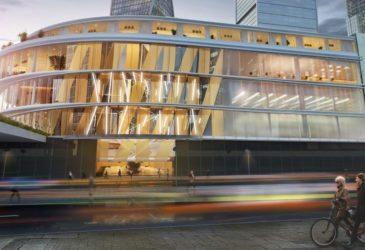 Завершение строительства киноконцертного зала ММДЦ «Москва-Сити» откладывается на 2 года