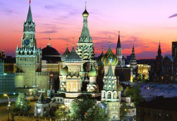 Москва вошла в топ 5 городов России для проведения майских праздников