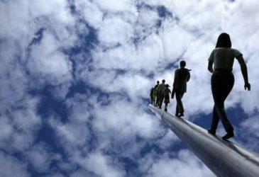 Прогулка к небу Джонатана Борофски