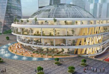 В декабре откроется центр мировых кинопремьер в «Москва-сити»
