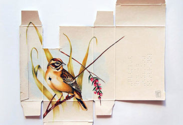 Птицы на фармацевтических коробках