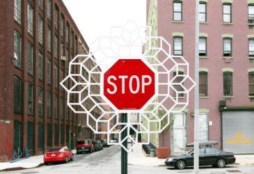 Элегантная геометрия в Нью-Йорке