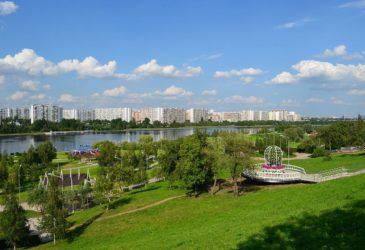 Открыт безопасный спортивный парк в Братеево