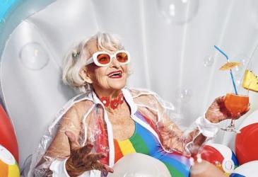Возраст нипочём: самая крутая бабушка Instagram