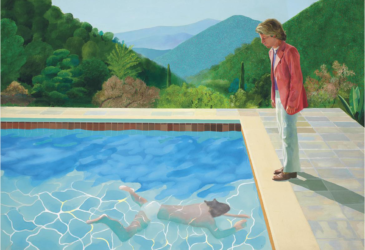 Аукцион Christie's в Нью-Йорке и самый дорогой британский художник.