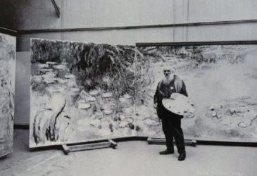 Выставка Клода Моне