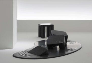 Nendo плавит мрамор в Милане Неделя дизайна