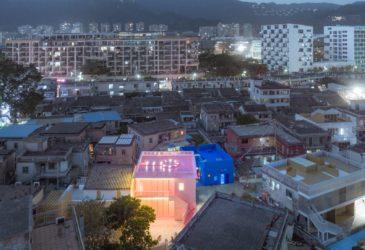 «Его дом и Её дом», гендерный проект от Wutopia Lab