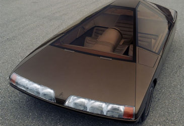 Машина будущего от Citröen