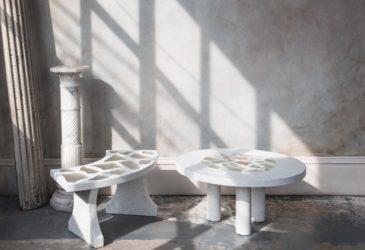 Тайские скамейки с итальянскими нотками