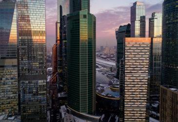 Кровавый сирийский диктатор Башар Асад осадил Москва-Сити