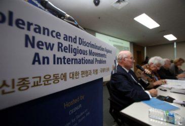 Принудительное обучение по смене вероисповедания, нарушающее права человека, становится международной проблемой