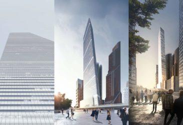 Самая высокая жилая башня Европы – One Tower скоро появится в Москве