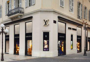 Louis Vuitton открывают свой первый ресторан