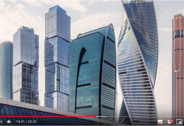 Москва-Сити стала частью  американского сериала