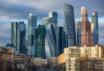"""В """"Москва-Сити"""" закончились офисы"""